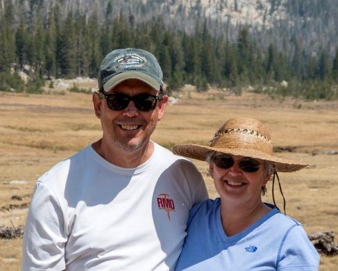 Tuolumne Meadows High Sierra California