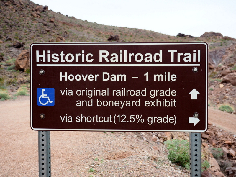 Historic Railroad Trail, Lake Mead NRA, Nevada